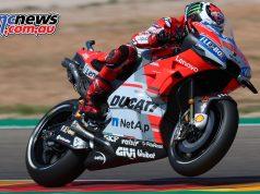 MotoGP Aragon Lorenzo GP AN Cover