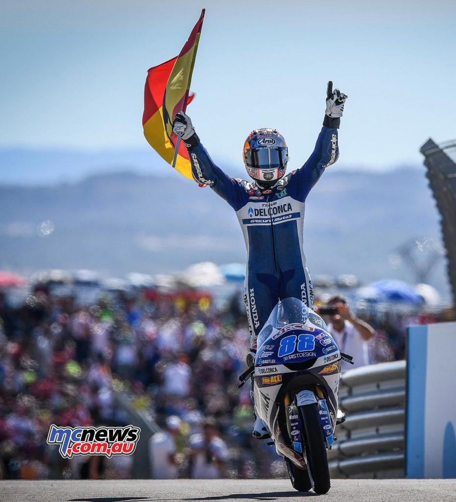 MotoGP Aragon Moto Jorge Martin