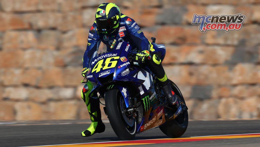 MotoGP Aragon Rossi GP AN Cover