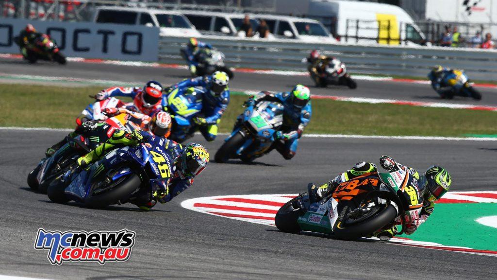 MotoGP Misano Crutchlow GP AN Cover