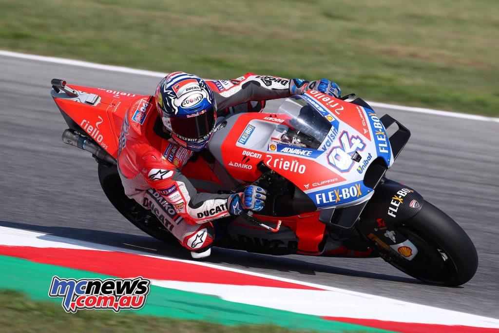 MotoGP Misano Dovi GP AN