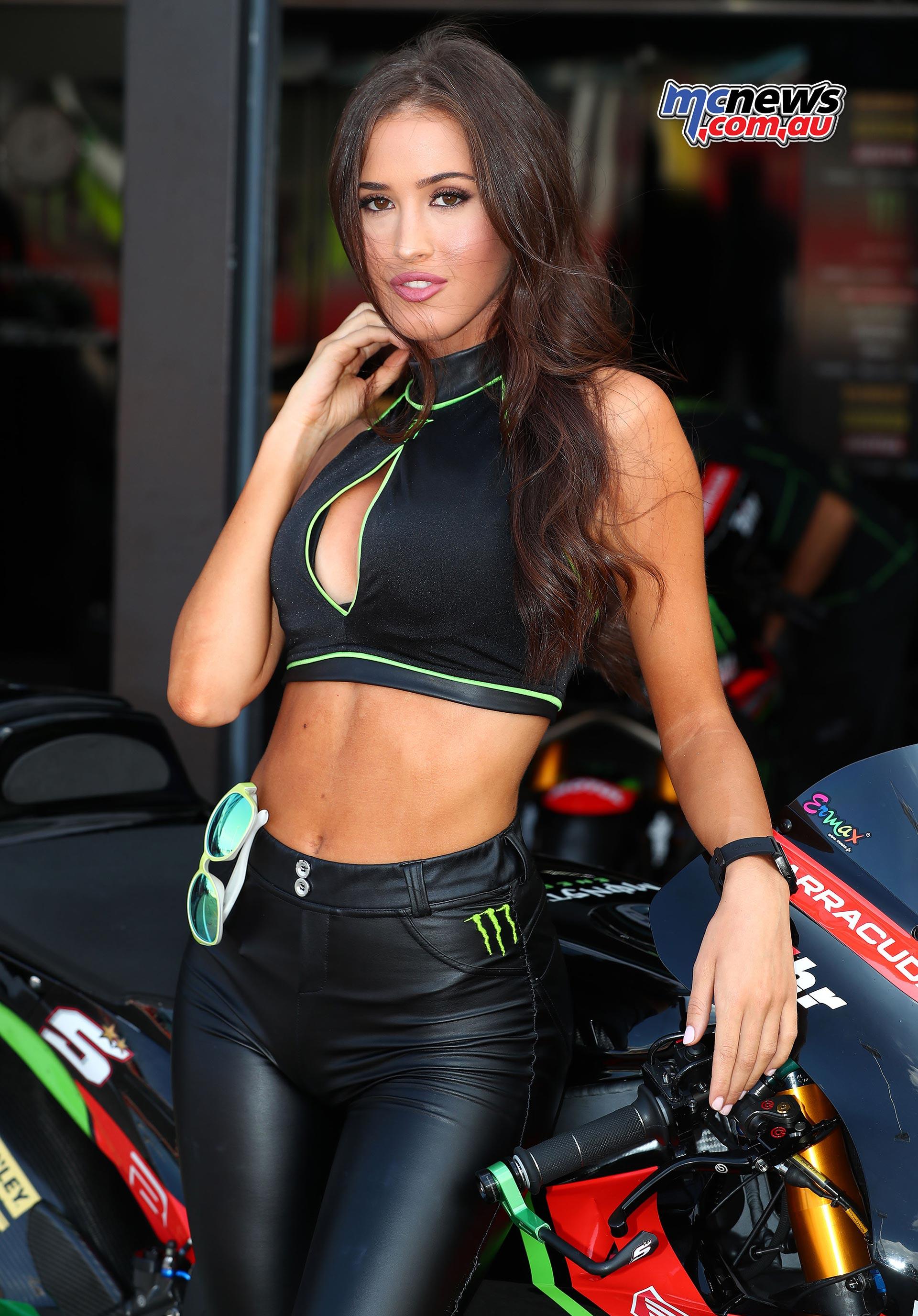 MotoGP Grid Girls Misano Gallery F | MCNews