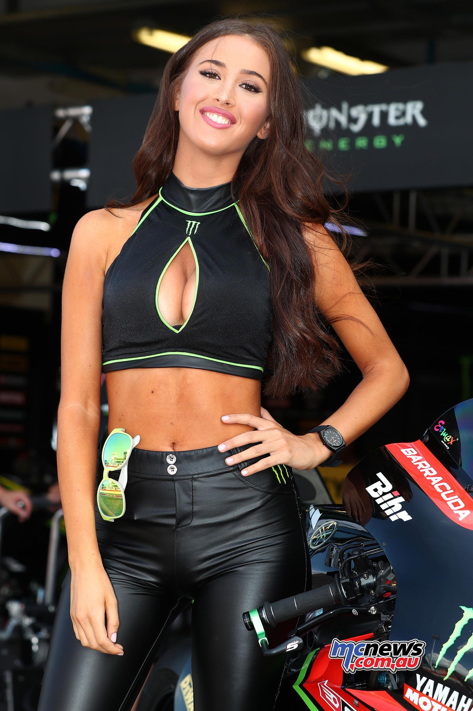 MotoGP grid girl photos - Texas 2013 | Visordown