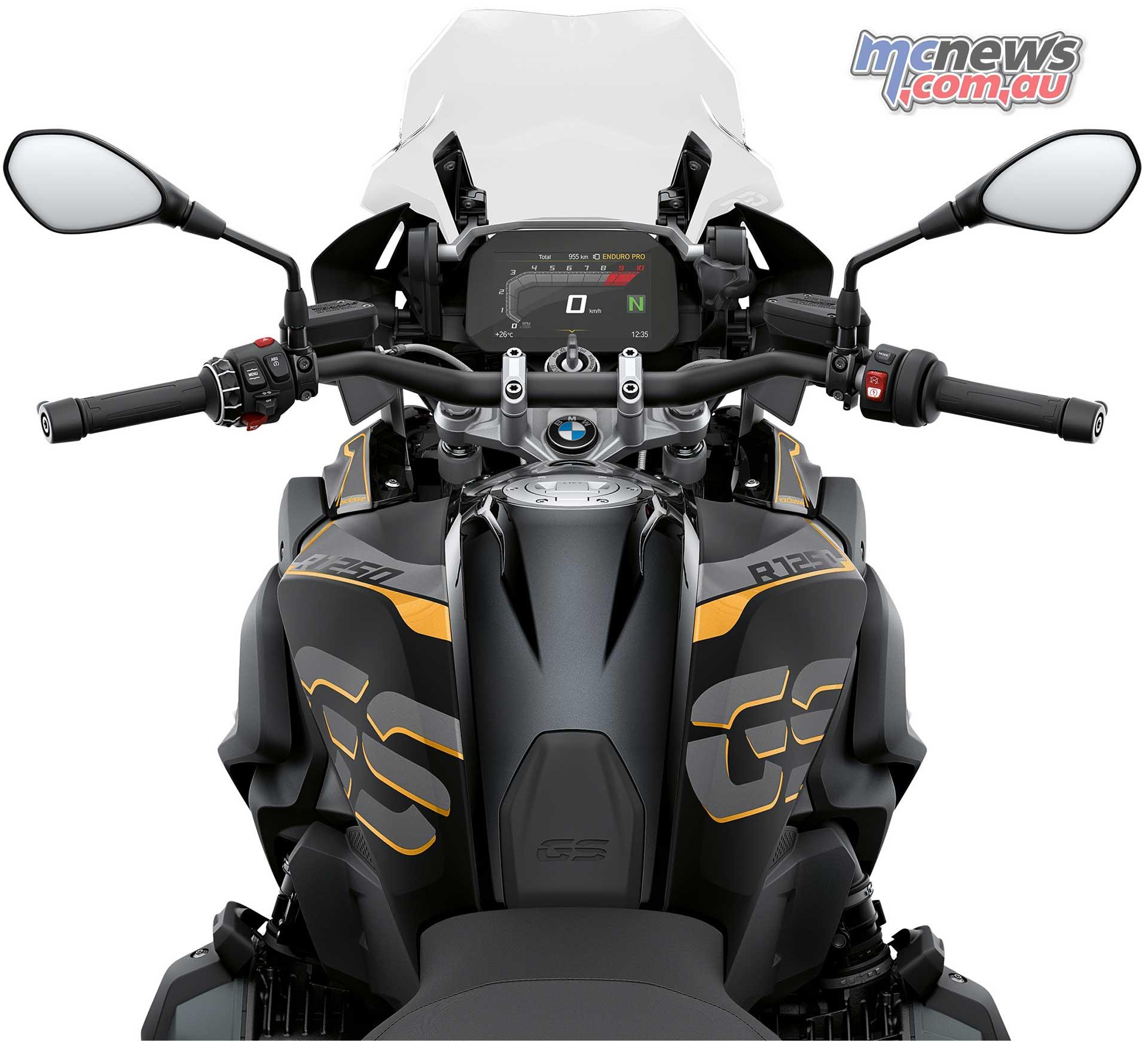 2019 Bmw R 1250 Gs More Grunt And More Tech Mcnews Com Au