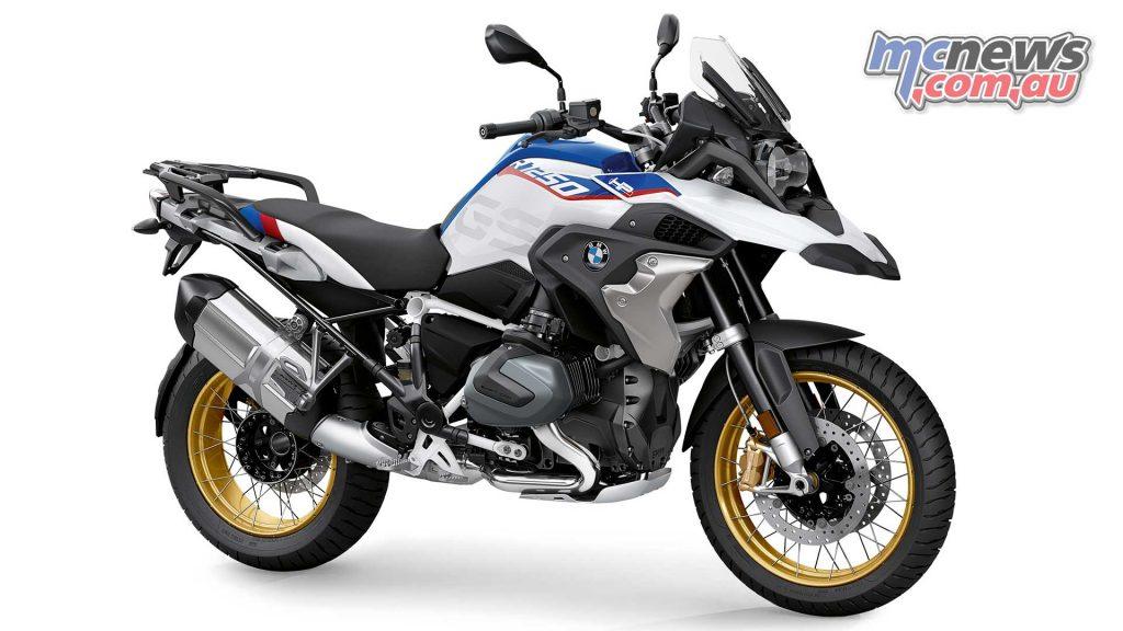 BMW RGS