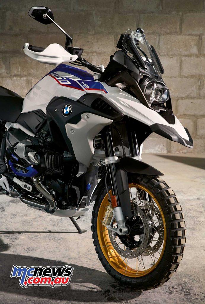BMW RGS HP Parts Special