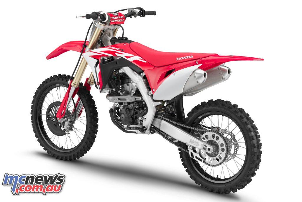 Honda CRFR