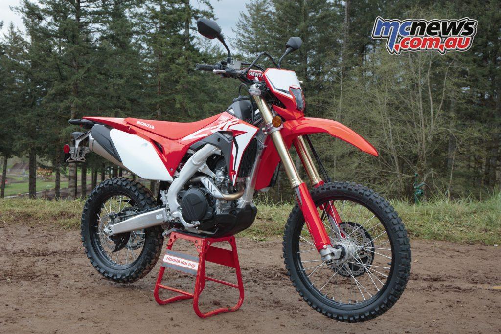 Honda CRFL Beauty
