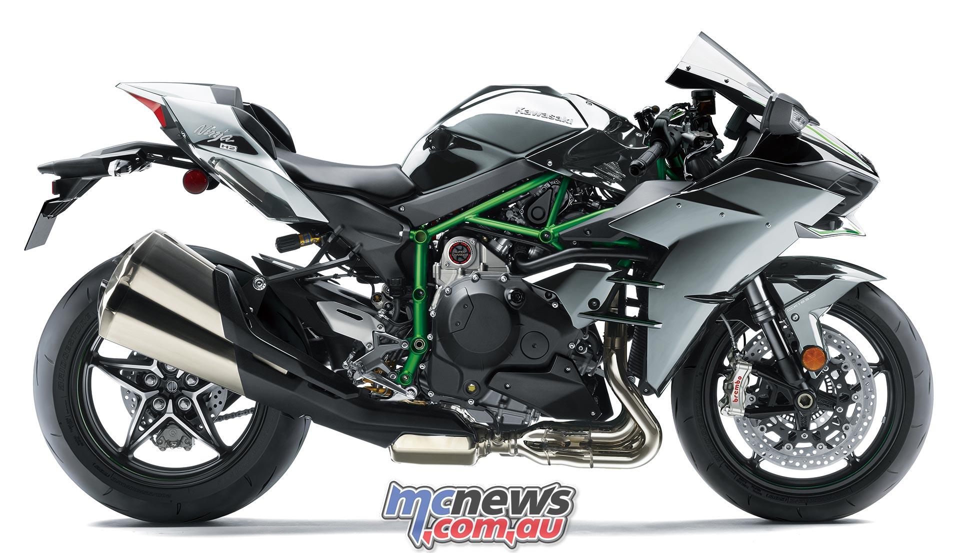 Kawasaki H2 Motorcycle News