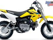 Suzuki DR Z Junior Dirt Bike