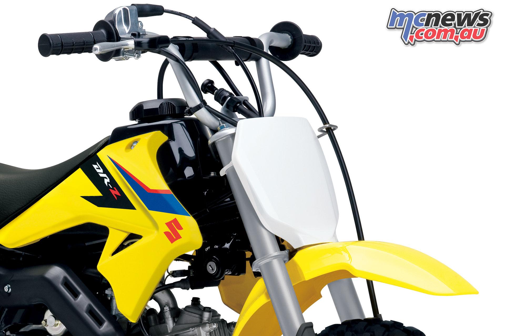 New Suzuki Dr Z50 Junior Dirt Bike 2390 Mcnews Com Au