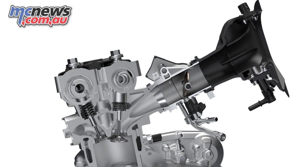 Suzuki RM ZL new injector
