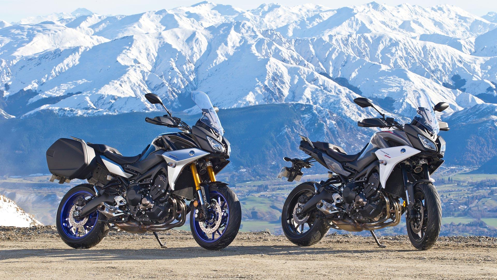 Yamaha Bikes Wallpaper 2014 Yamaha Tracer 900GT Re...