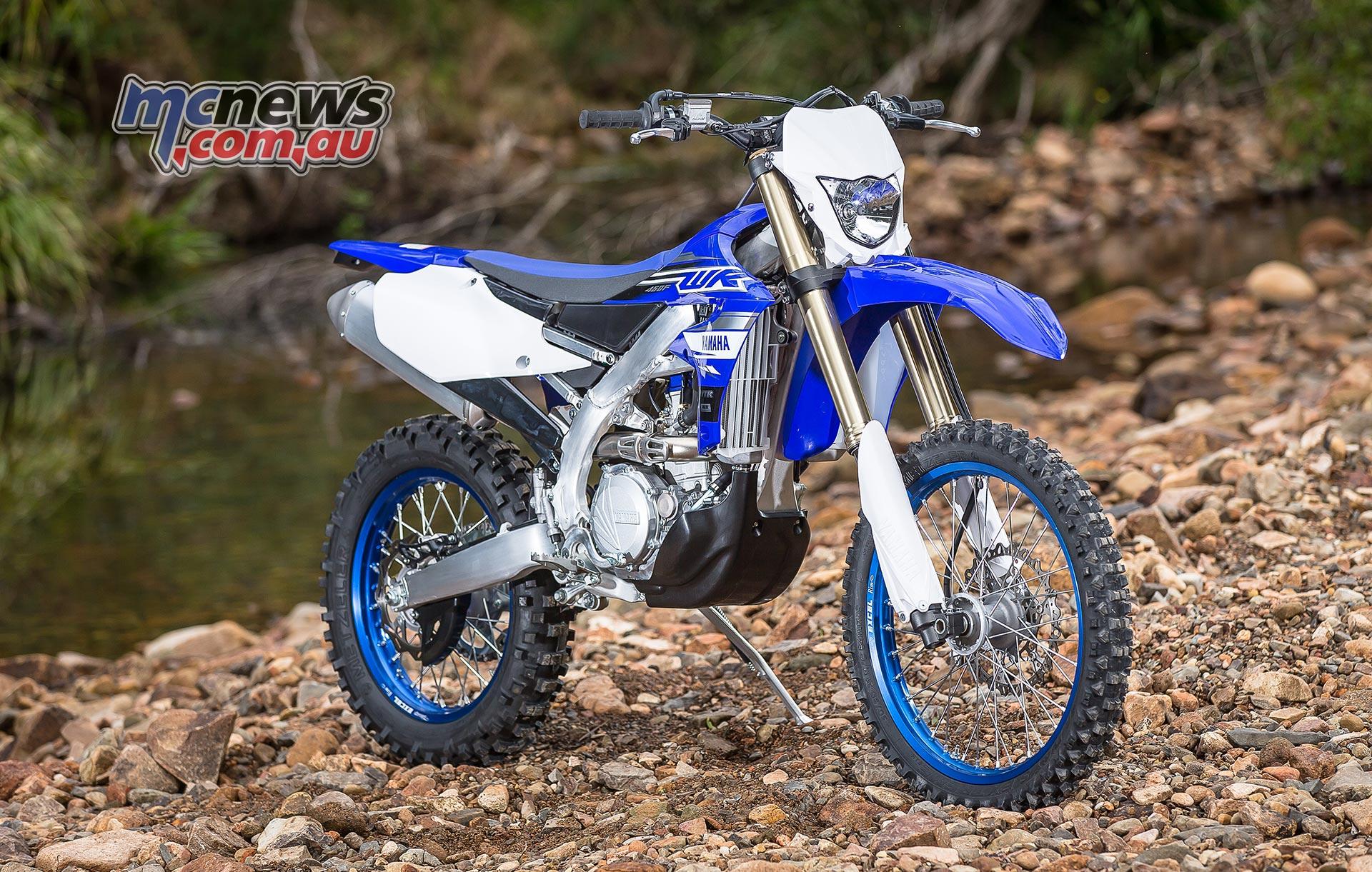 Yamaha Wrf Review