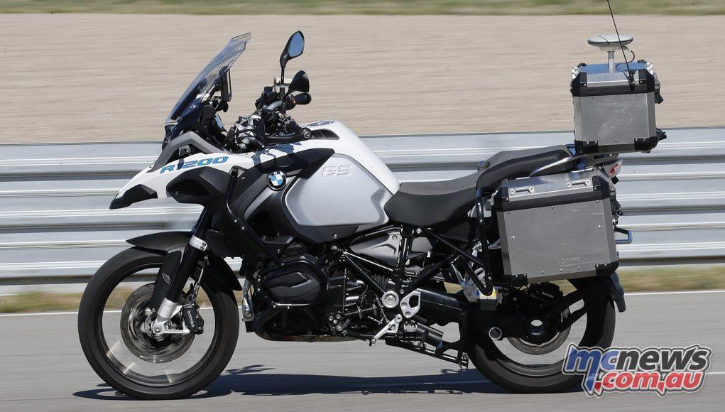 BMW RGS Autonomous