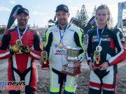 FIM Oceania SuperMoto Championship Newcastle winners