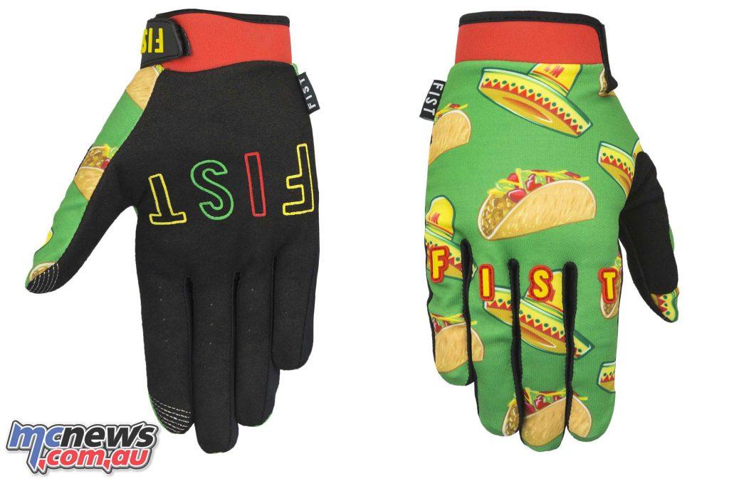 Fist Handwear Tacoloco Front
