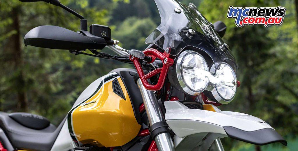 Moto Guzzi V TT