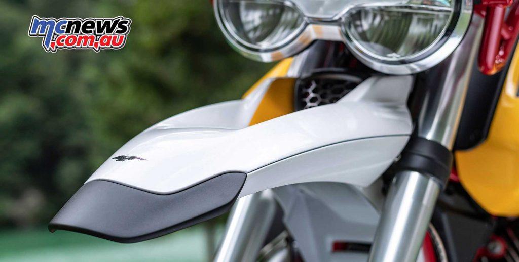 Moto Guzzi V TT Beak