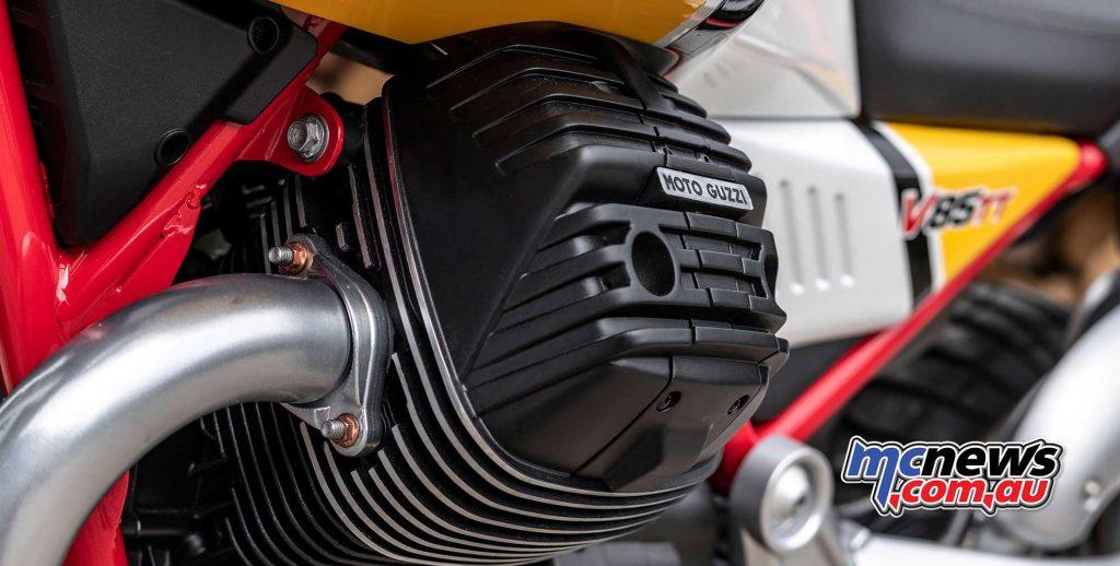 Moto Guzzi V TT Head