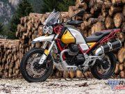 Moto Guzzi V TT LHF