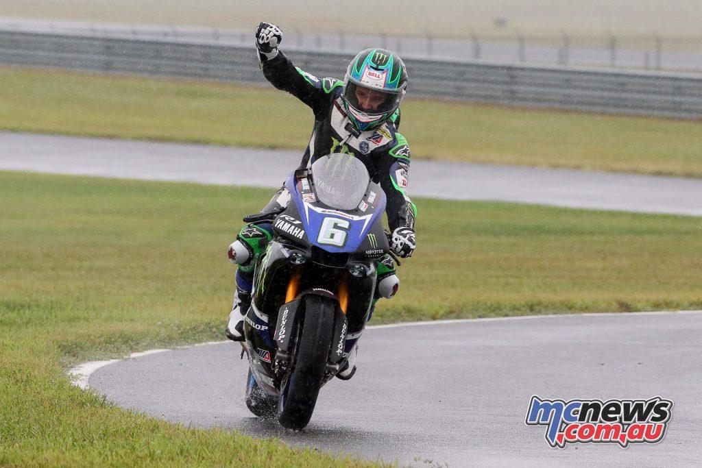 MotoAmerica Round Cameron Beaubier NJMP Sunday