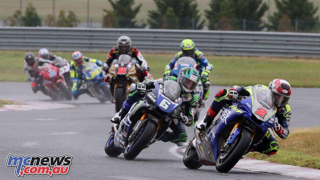 MotoAmerica Round Josh Herrin Cameron Beaubier NJMP Saturday