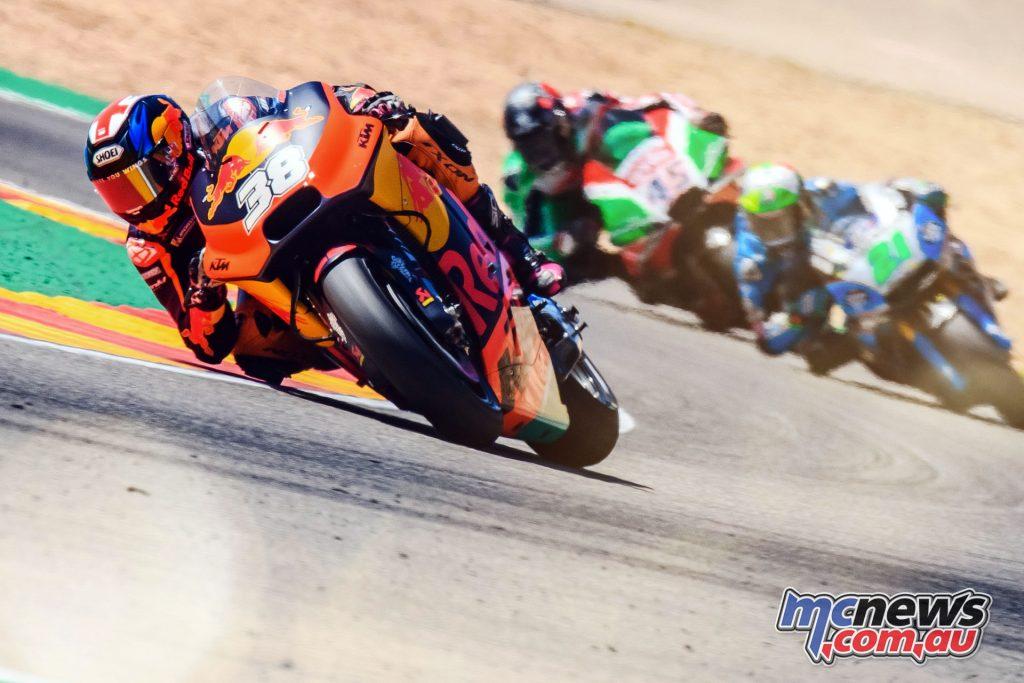 MotoGP Aragaon Rnd Bradley Smith