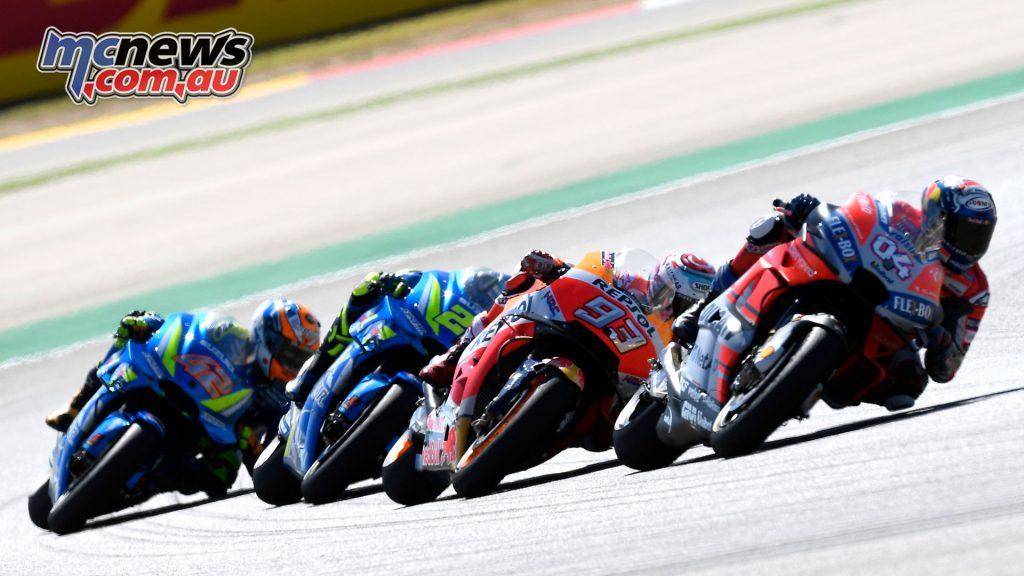MotoGP Aragaon Rnd Dovi G