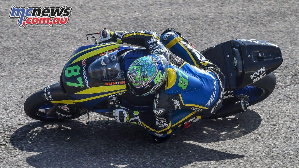 MotoGP Aragaon Rnd Fri Remy Gardner