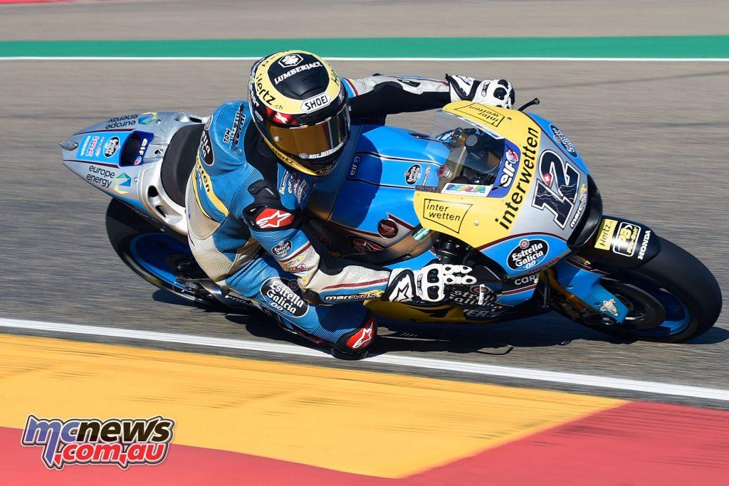 MotoGP Aragaon Rnd Luthi