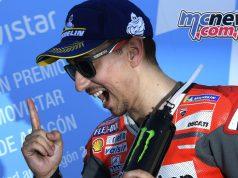 MotoGP Aragaon Rnd Sat Lorenzo UC