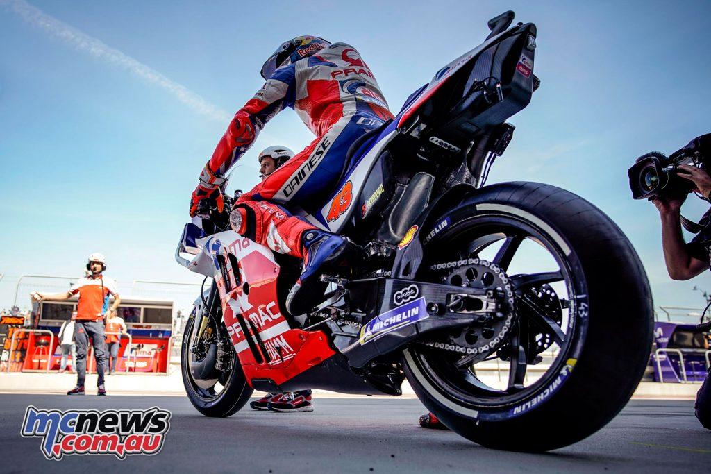 MotoGP Aragaon Rnd Sat Miller AX