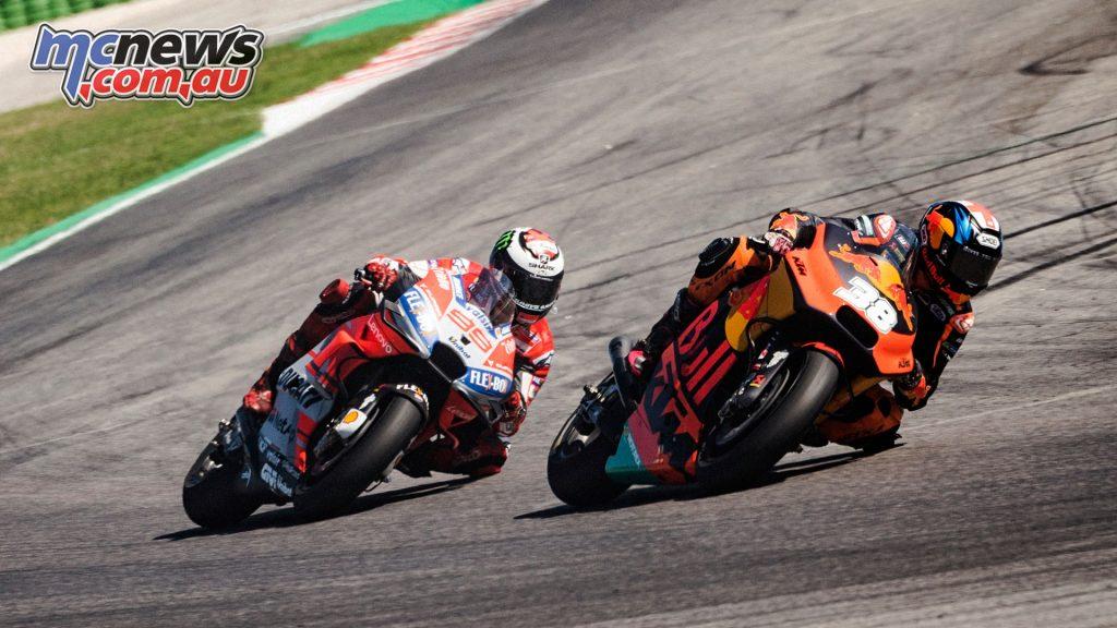 MotoGP Rnd Misano Bradley Smith