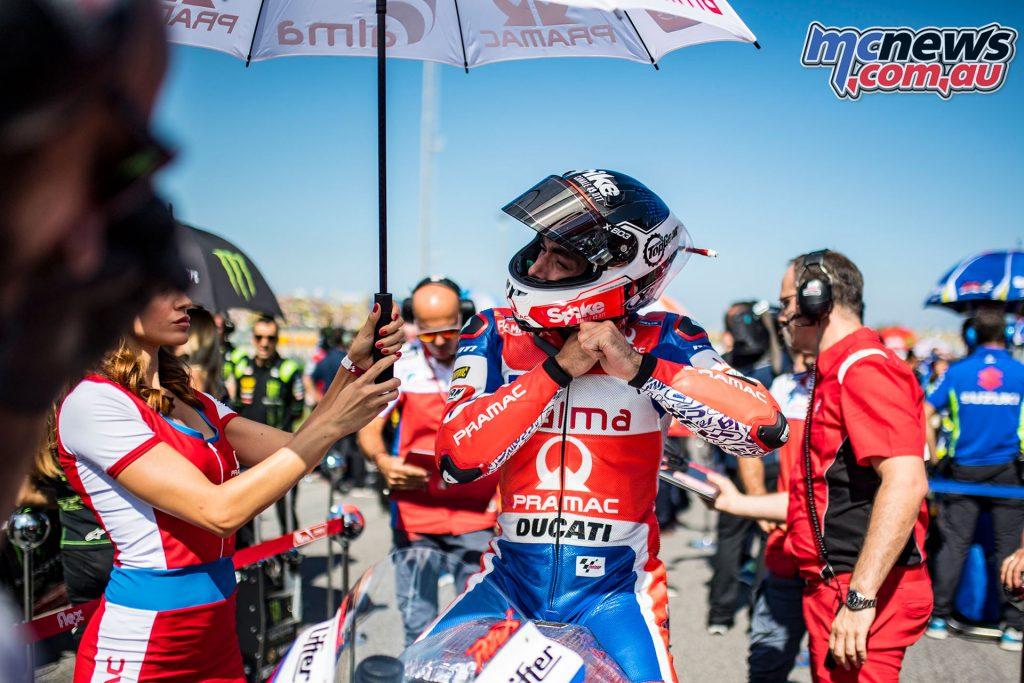 MotoGP Rnd Misano Danilo Petrucci