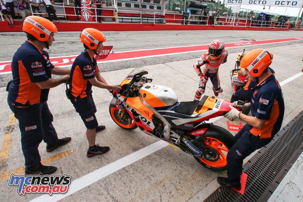 MotoGP Rnd Misano Day marc marquez san marino gp
