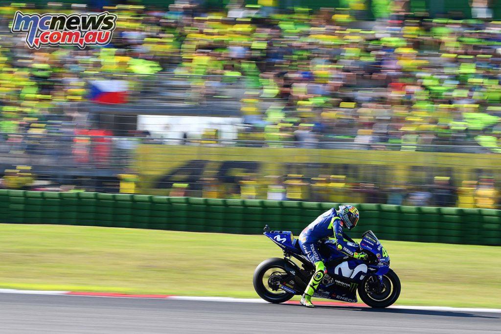 MotoGP Rnd Misano Rossi