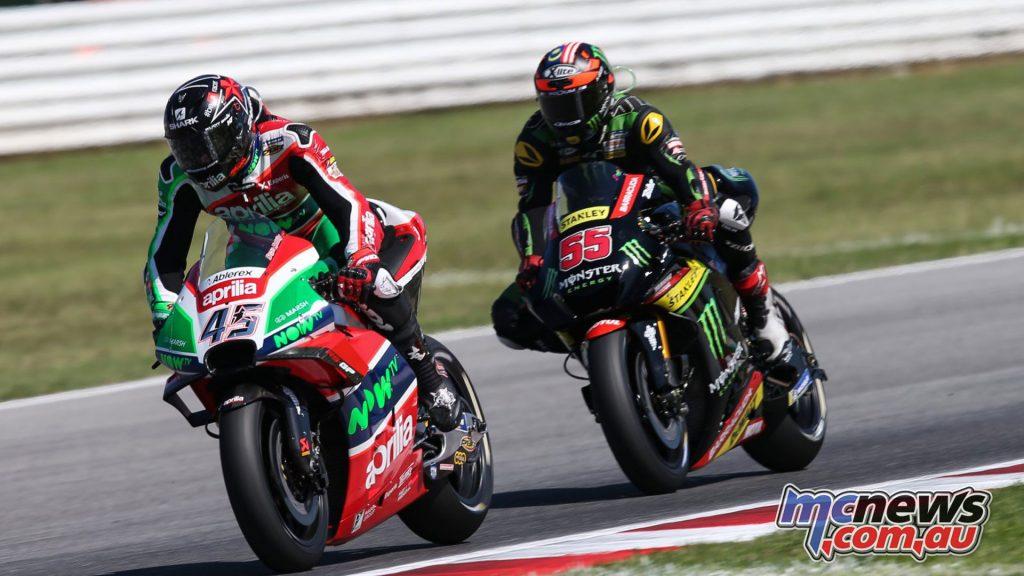 MotoGP Rnd Misano Scott Redding