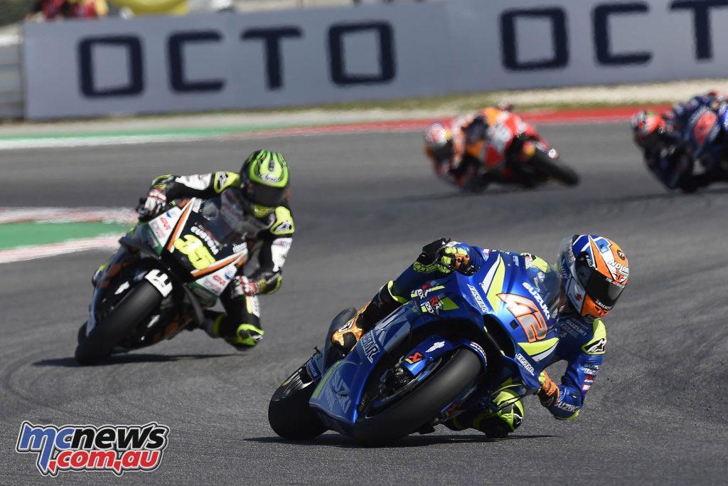 MotoGP Rnd Misano alex rins