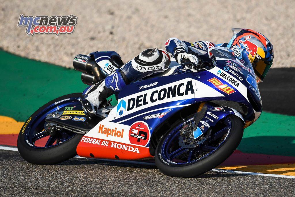 MotoGP Rnd Moto Pole Jorge Martin