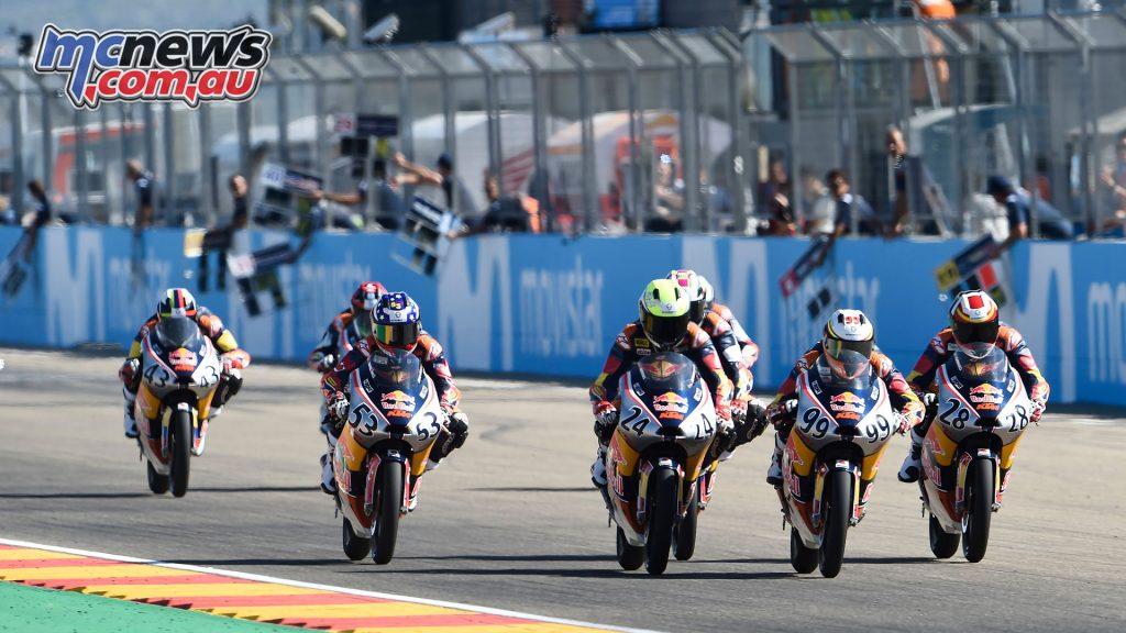 Red Bull Rookies MotoGP Cup Aragon Rnd Carlos Tatay