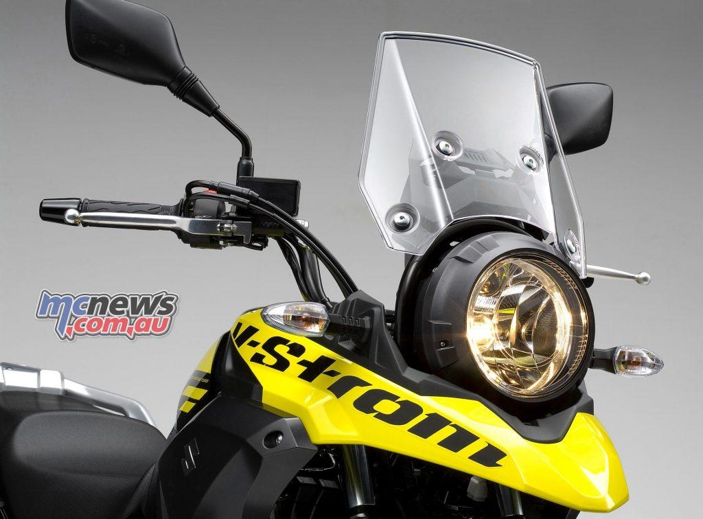 Suzuki DL V Strom Light