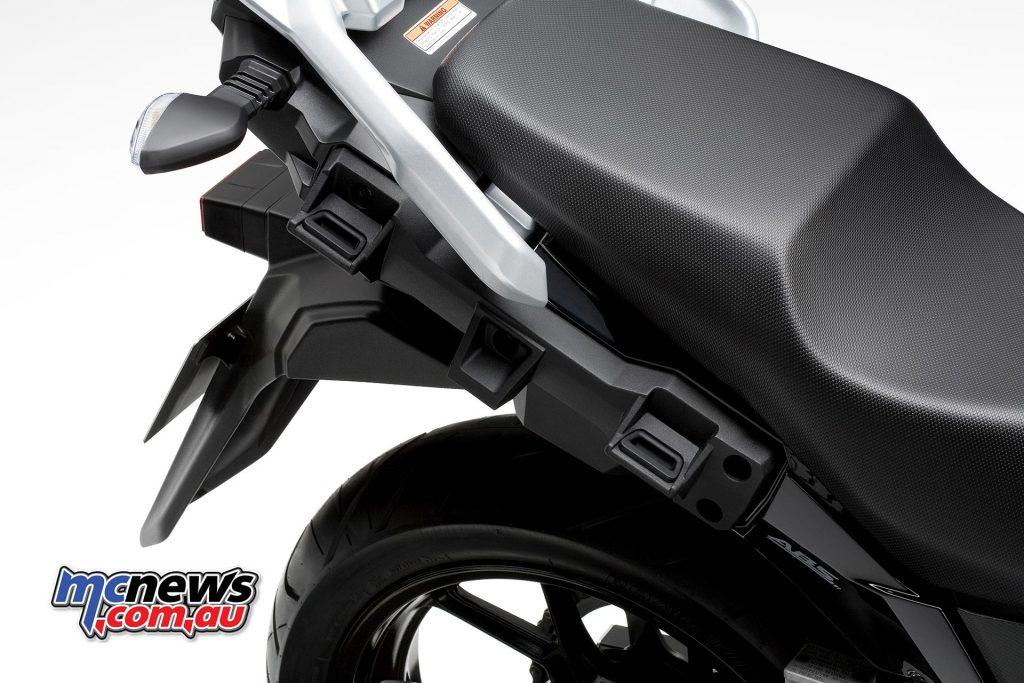 Suzuki DL V Strom Pannier Attach