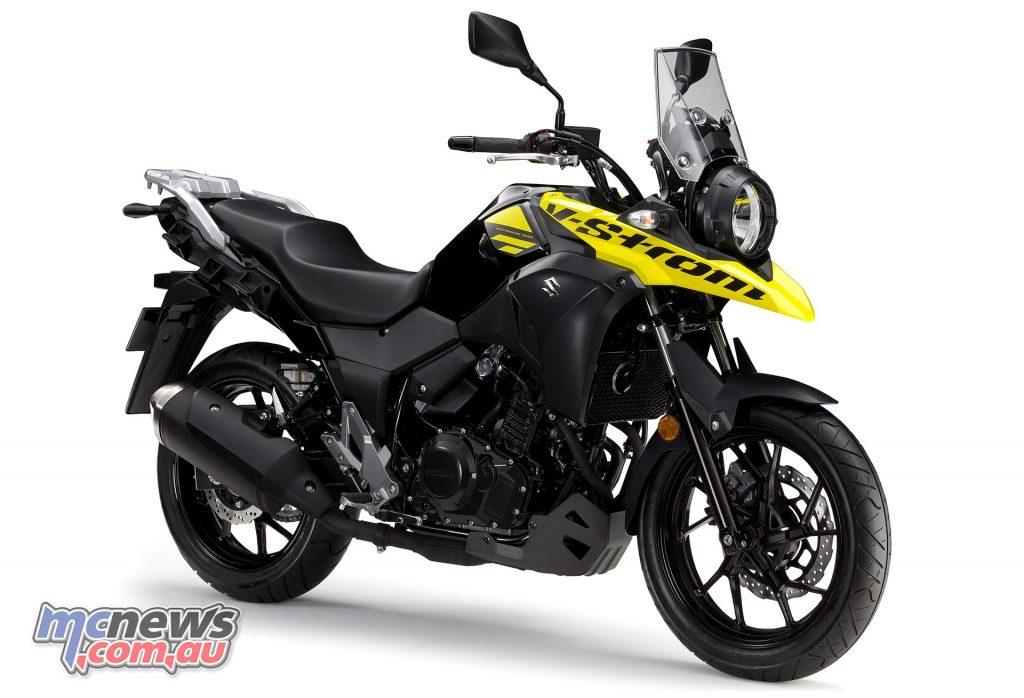 Suzuki DL V Strom RHF