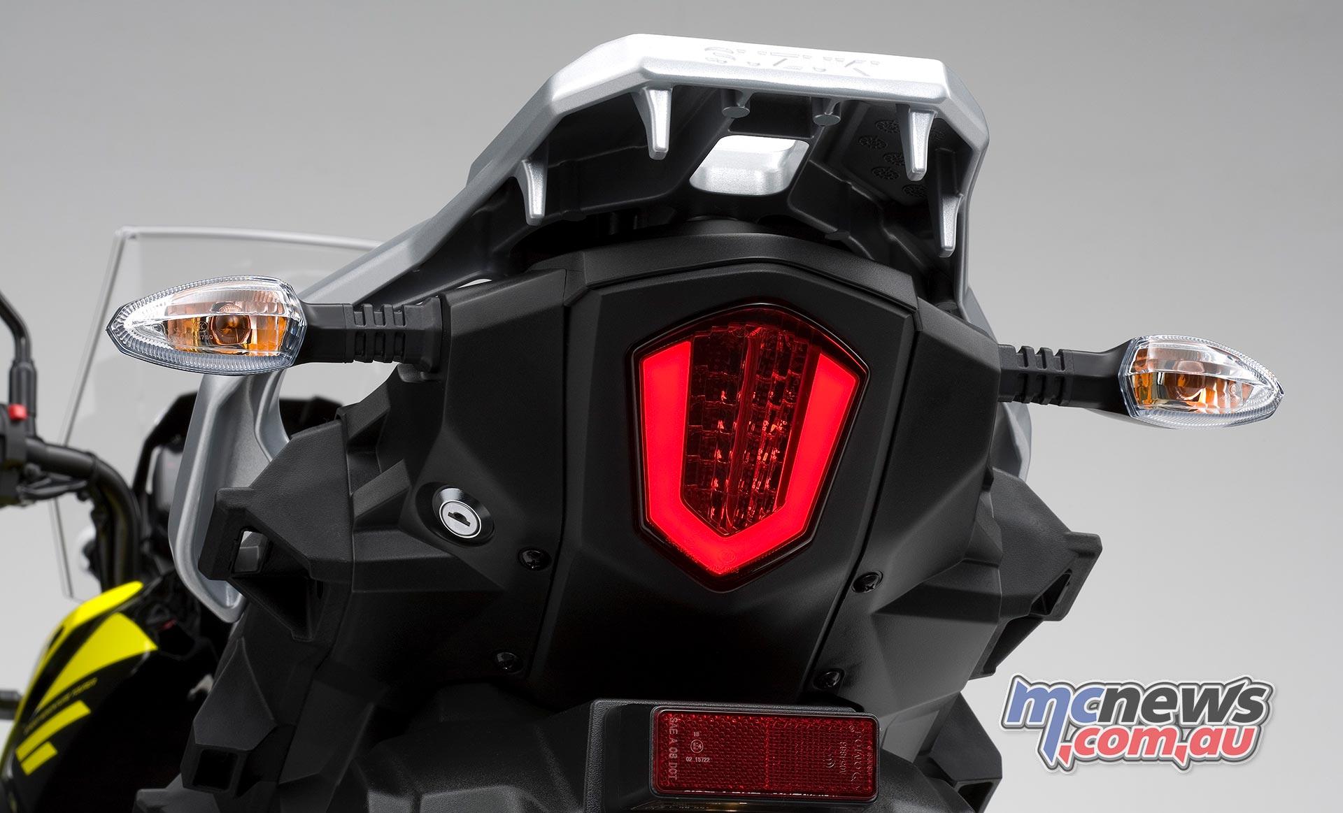 Bosch Range Top >> 2019 Suzuki DL250 V-Strom arrives at $7190 ride away ...