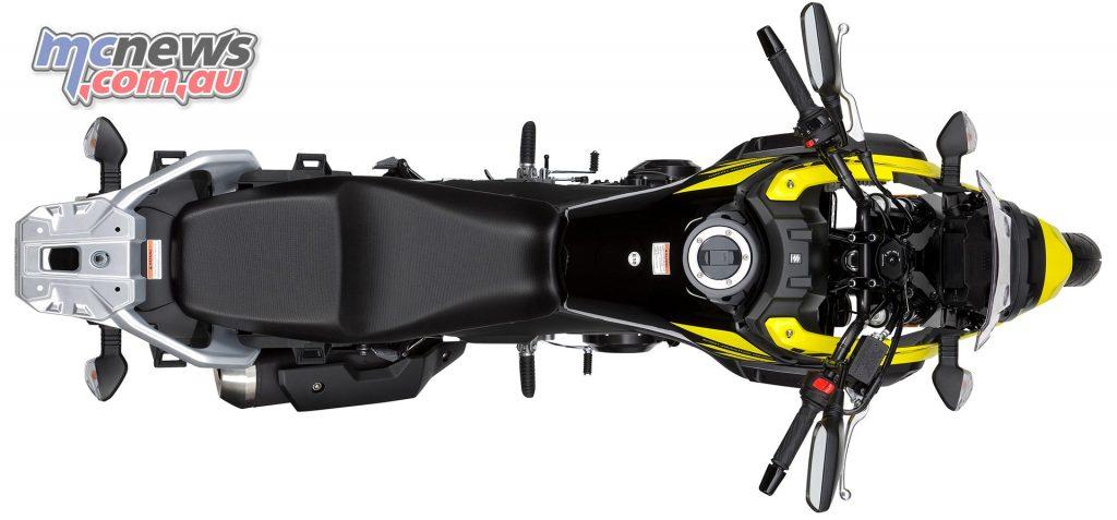 Suzuki DL V Strom Top