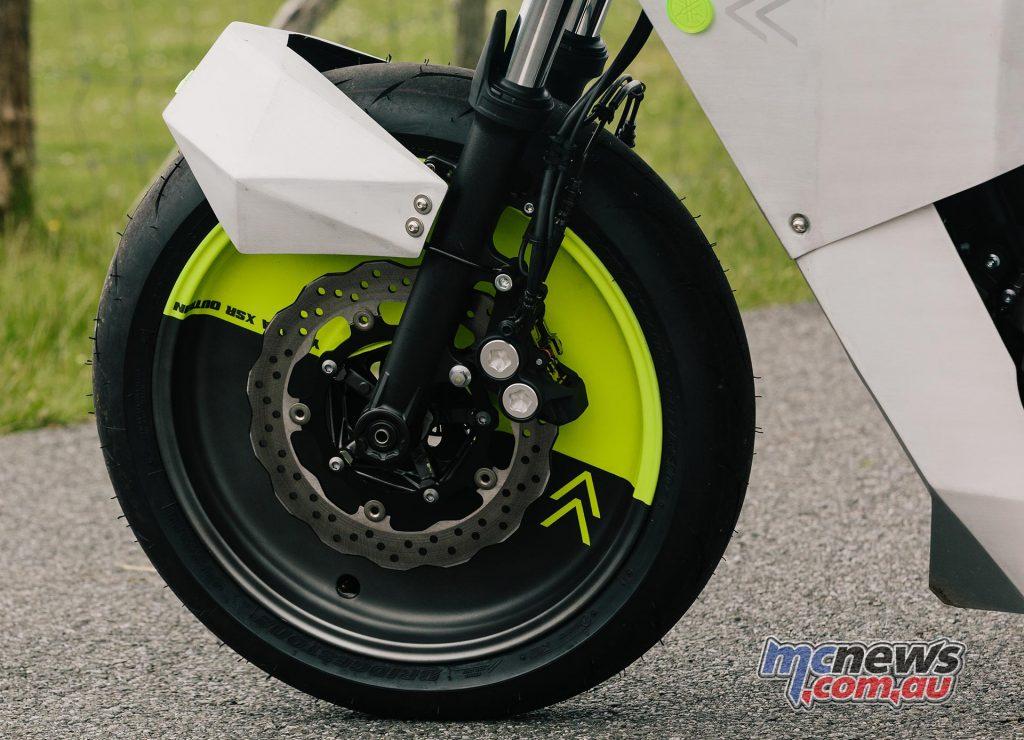Yamaha XSR Yardbuilt YAM TONUP EU ALL ACT