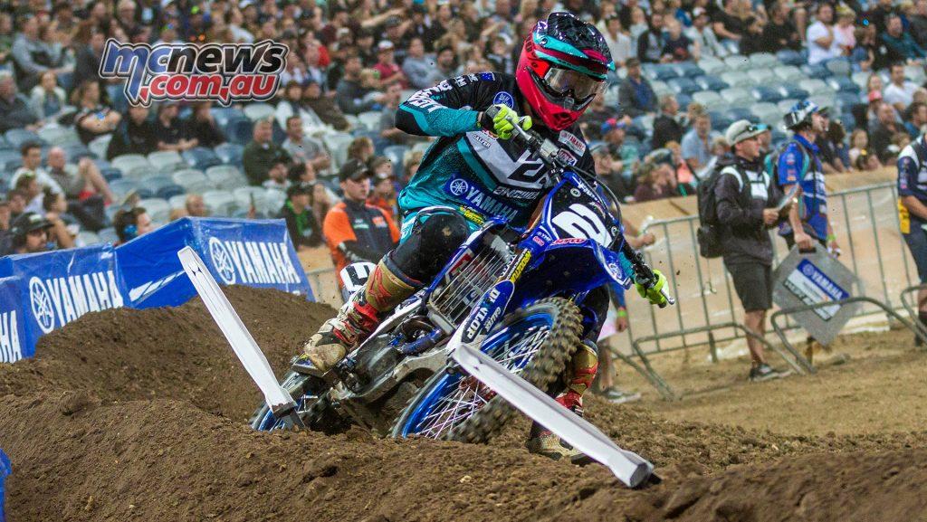 Australian Supercross Geeling TBG Wilson Todd