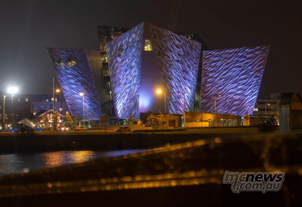 IOM Belfast