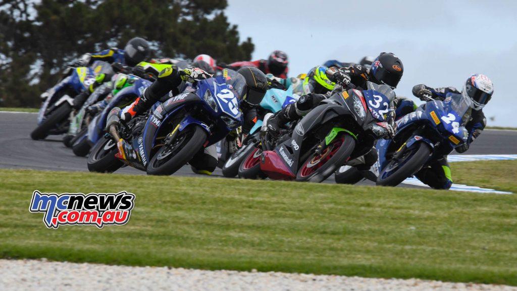 MotoGP ASBK CRw Supersport